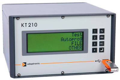 kt 210 low cost tester