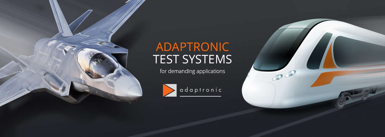 Adaptronic test systems