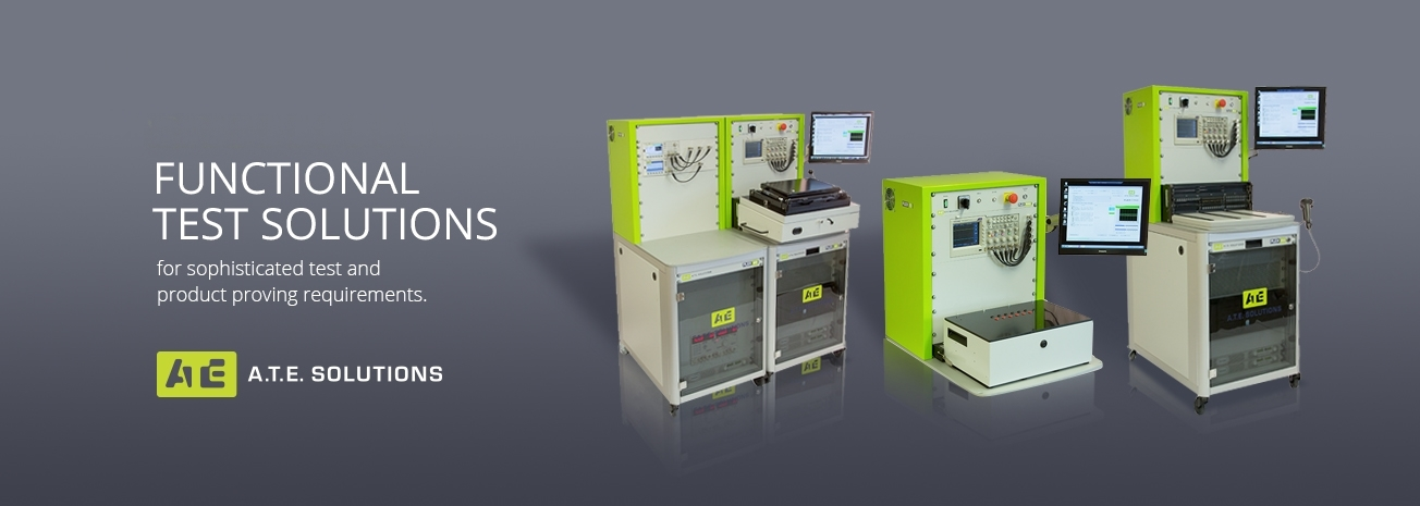 ATE Solutions automated test equipment