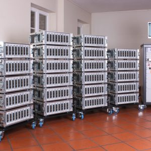 NT 800-1 High Voltage Distributed Test